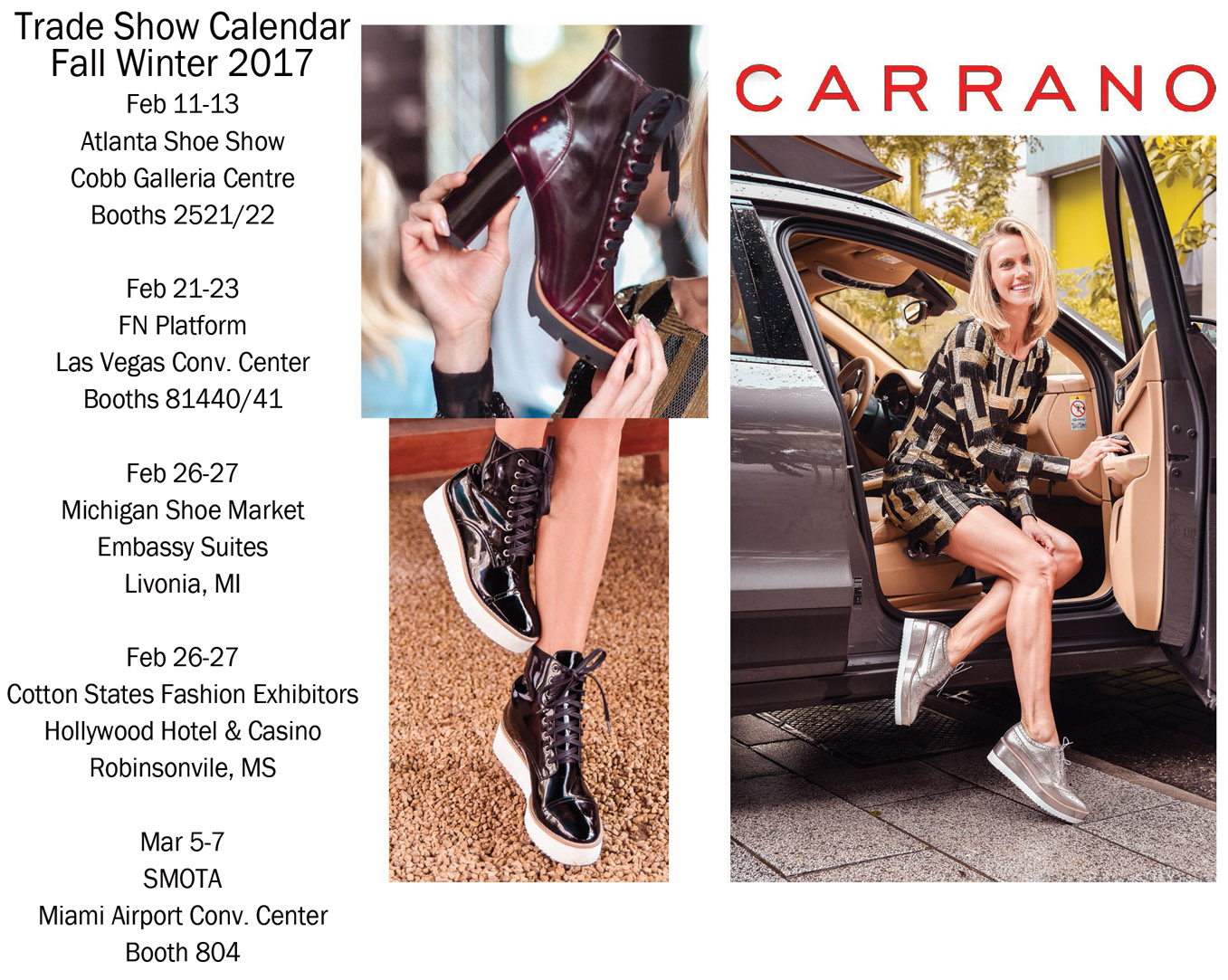 Carrano Shoes